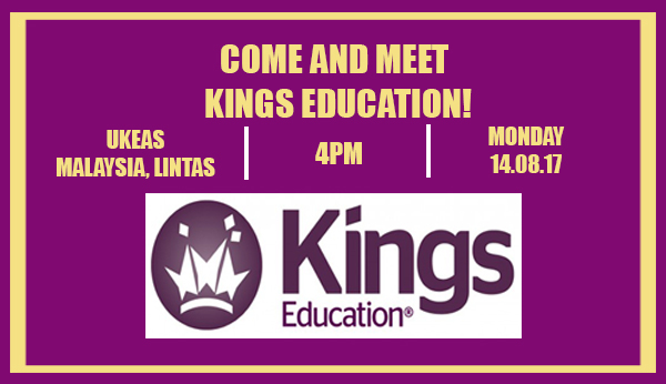 Kings Education Promo website